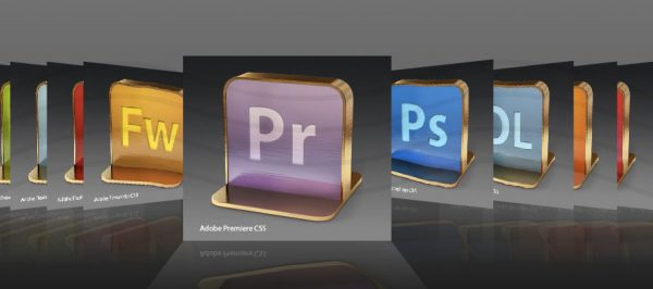 Adobe CS5 Apps