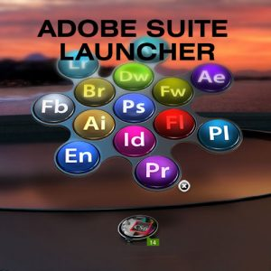 Adobe Suite Launcher