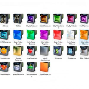 Colossus X Folders